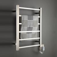 Quality 6 Bar square stainless steel wall mounted economical and practical safety heated for sale