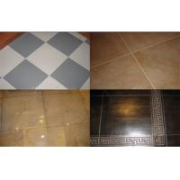 Quality Outdoor Non-toxic Wall Tile Grout , Yellow Mould Resistant Grout Tile for sale
