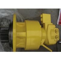 China Yellow Hydraulic Excavator Swing Motor Assy SM220-01 for Doosan DH215-9 DH225-7 wholesale
