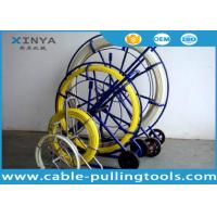 China Underground Cable Tools 16mm 250 Meter Long Fiberglass Duct Rodder for Cable Placing in Pipe, Conduit on sale