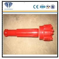 Quality BR Series DTH Drill Bits , Red Flat Ballitic 3 Inch Well Drilling Tools for sale