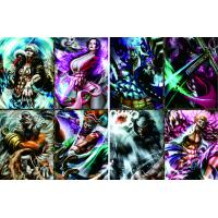 China Custom One Piece Flip Chang 3D Lenticular Poster For  Promotion wholesale