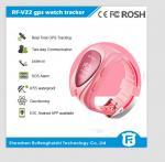 China long standby time waterproof smart watch gps tracker wholesale