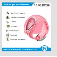 Buy cheap long standby time waterproof smart watch gps tracker from wholesalers