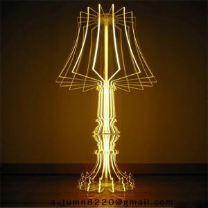 China CH (5) LED acrylic candleholders wholesale