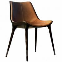 China Modern Leisure Passion leather dining chair restaurant bar chairs wholesale