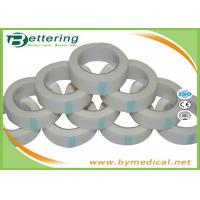 China Surgical Micropore Adhesive Tape / Porous Paper Tape Viscose Non Woven OEM Service wholesale