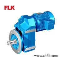 F series parallel shaft electric motor speed reducer for Speed reducers for electric motors