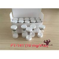 China Protein Peptide Hormones Bremelanotide /PT141 / PT-141 Treat Female Sexual Dysfunction CAS.32780-32-8 /189691-06-3 wholesale