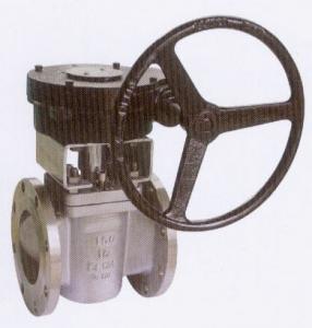 China Stainless Steel Lubricated Plug Valve DIN BS AWWA , PFA Lined Plug Valve wholesale