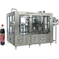 China Gravity Water Bottle Filling Machine for Water Packing Plant Full Automatic wholesale