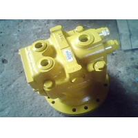 China Hyundai R60-7 Excavator Hydraulic Swing Motor SM60-01 Yellow 70Kgs Net Weight wholesale