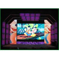 Buy cheap Black Chip Indoor LED Displays for Stage Performance 100000 Hours from wholesalers