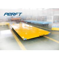 China Customized  heavy duty rail transport cars for aluminum coil wholesale
