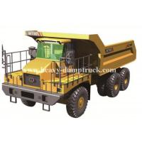 China Rated load 72 tons Off road Mining Dump Truck Tipper  353kW engine power drive 6x4 with 36m3 body cargo Volume wholesale