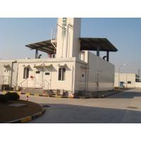 Quality Glass making Steel making cryogenic air separation plants 1000 Nm3/h KDON-1000 for sale