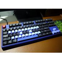 China Multimedia Laser LED Backlight Mechanical Gaming Keyboard Quiet Mechanical Keyboard wholesale