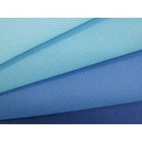 China Sesame Pattern 100% Spunbond PP Non Woven Fabric , Blue / Green / Purple wholesale
