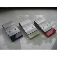 China Light Weight Aluminum Squeegee Handle , Pre Drilled Screen Printing Squeegee Blades on sale