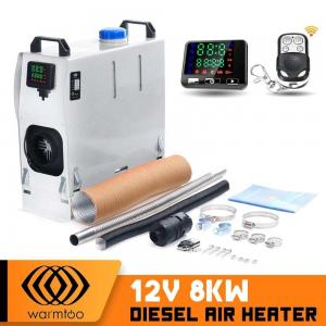 China Single Hole 8kw 24v Truck Parking Heater Car Engine Preheater wholesale