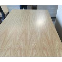 China Non Pollution UV Coated Plywood 1220x2440mm / Size FSC Certification HODA wholesale