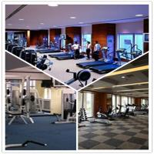 China Shenzhen GYM/Garage/Hospital/School Plastic PVC Interlocking Flooring Tiles wholesale
