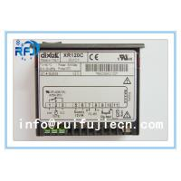 Black Dixell Thermostatic Controller , Digital Temperature Controller Dual output thermostat XT120C