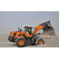 China High Intensity Compact Wheel Loader Large Breakout Force Flexibility wholesale