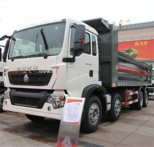 China Sinotruk Howo Heavy Duty Dump Truck 8x4 , 12 Wheel Dump Truck ZZ3317N386G on sale