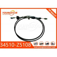 China Gear Cable Tranmission Shift Cable Nissan OEM 34560-Z5108 34560Z5108 wholesale