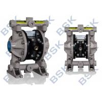 Quality Pneumatic Positive Displacement Pump Thermoplastic / Rubber Diaphragm Pump for sale