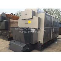 China Small steam boiler and coal steam boiler and heating boiler equipped with baltur burner for hotel wholesale