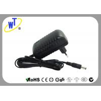 China 12V DC 1.5A Output 2 Pins VDE Plug Wall Mount Power Adapter for EU Socket wholesale