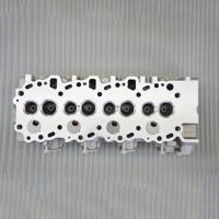 China Automotive Auto Engine Parts 1kz - T Toyota Complete Cylinder Head 4 Cylinders wholesale