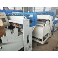 CNC Automatic Wire Mesh Welding Machine 5 - 12mm Wire Diameter For Mesh Panel