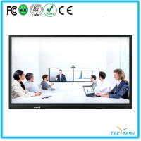China 86 Inch Interactive Monitor Displays , 4K Ultra High Definition Interactive Touch Panel wholesale