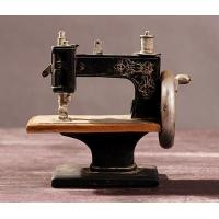 China Old Fahion sewing machines craftwork Decoration wholesale