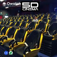 China China 5D 7D Cinema Manufacturer Factory 5-years Overseas construction services wholesale