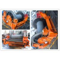 China Hydraulic Mining Lebus Groove Barrel Mining Winch Below 1000m Working Condition wholesale