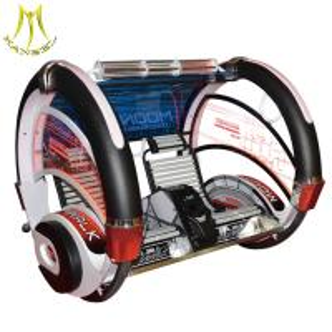 China Hansel hot selling Amusement park electronic le bar car rides for sale wholesale
