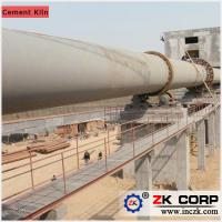 China Rotary Kiln for Cement Plants / Rotary Kiln Cement Production Line wholesale