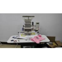 China Second Hand Computerised Embroidery Machine With 1000rpm Speed TEJT-C1201 on sale