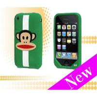 China New silicone Iphone 4G phone case cover wholesale