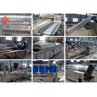 China Commercial Automatic Food Processing Machines Potato Chips Making Machine wholesale
