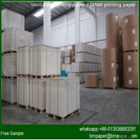 China 60gsm 70gsm 80gsm Bulky Book Paper / Book Paper wholesale