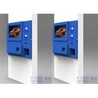 China Internet Kiosk NFC Card Reader Bill Payment Kiosk With GPRS / Wifi Thermal Printer wholesale