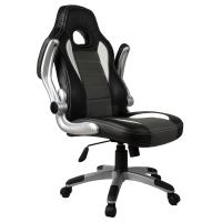 High Back Adjustable Office Chair Rolling Office Chair For Manager President