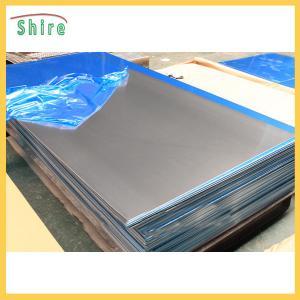 China Eco Friendly Aluminum Sheet Protective Film Custom Size Easy Peel Off wholesale