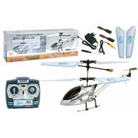 China Full Function 3CH RTF Metal Flying Toy Remote RC Radio Control Helicopters ES-QS9004 on sale