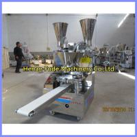 China india momo making machine, double hopper xiao long bao machine wholesale
